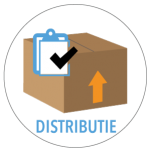 pictogram-distributie